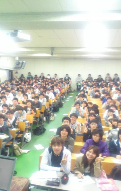 2011年度授業風景