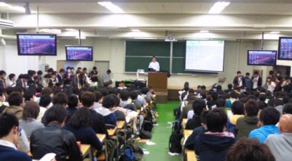 2012年度授業風景
